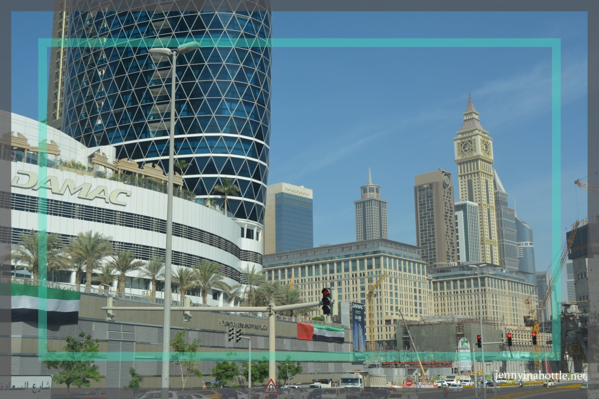 A Photo Blog - Places you can Visit in Dubai Part 1