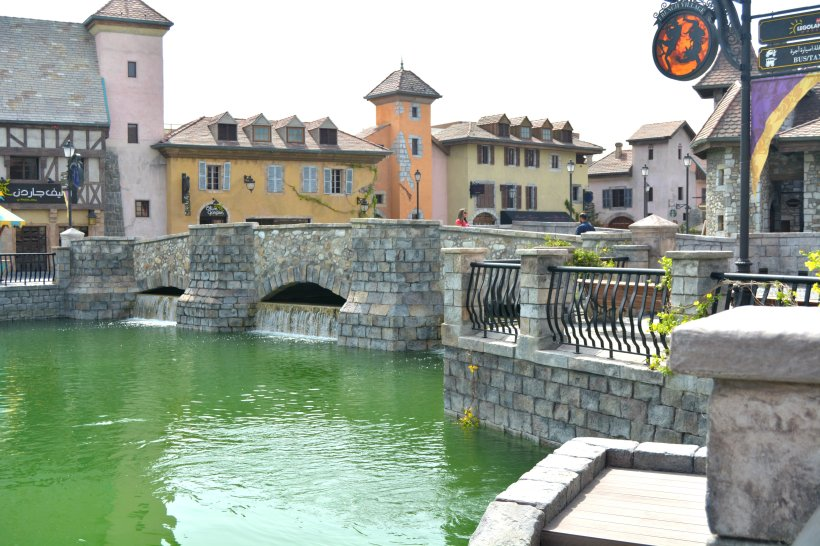 Riverland Dubai Parks and Resorts