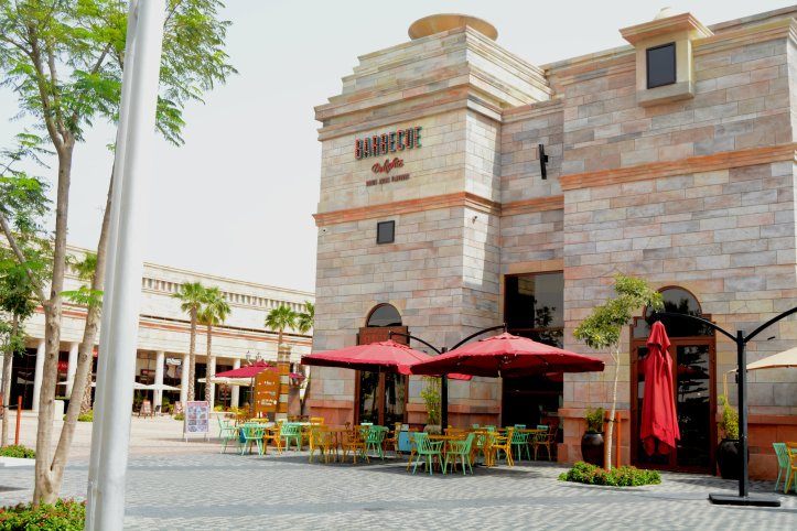 Riverland Dubai Parks and Resorts