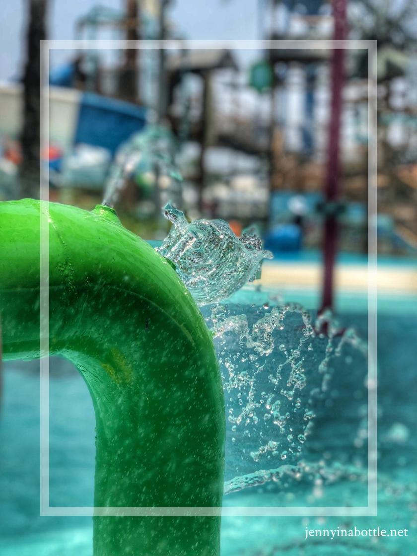 LAGUNA WATER PARK SPLASH PAD