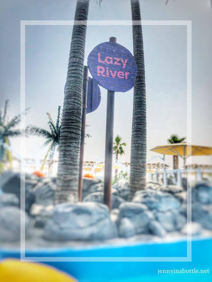LAGUNA WATER PARK LAZY RIVER