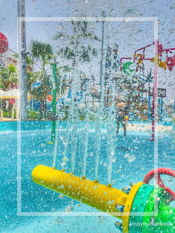 LAGUNA WATER PARK SPLASH PAD