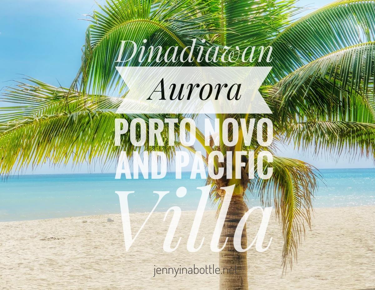 OFW Diaries - Family Getaway to Aurora, Philippines