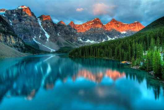 alberta amazing attraction banff